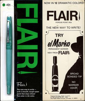 papermate-flair-launches-1966
